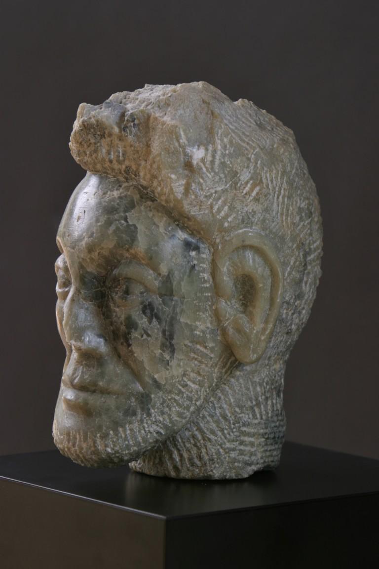 First Stone Sculpture - 2